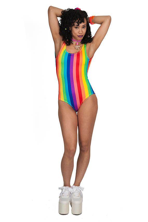 "$82, get it <a href=""https://www.etsy.com/listing/515644726/rainbow-stripe-bodysuit"" target=""_blank"">here</a>.&nbsp;"