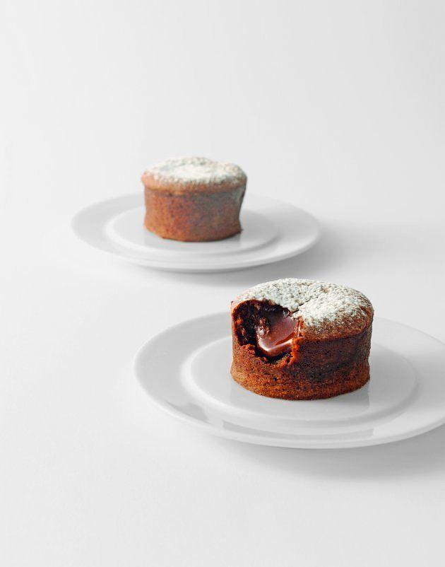La recette toute simple du moelleux au chocolat du