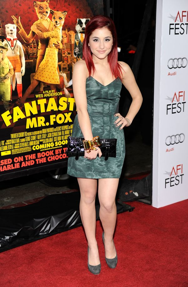 """At the AFI Fest 2009 opening night screening of """"Fantastic Mr. Fox"""" at Grauman's Chinese Theatre on Oct. 30 in Los Angeles."""