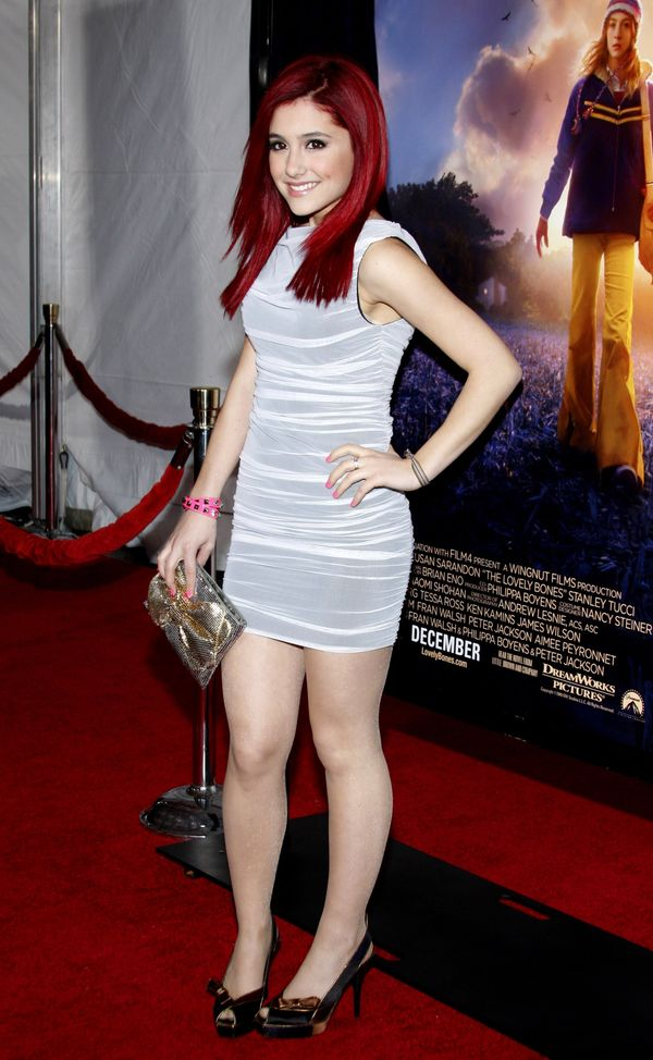 """Atthe Los Angeles premiere of """"The Lovely Bones"""" at Grauman's Chinese Theatre in Hollywood."""