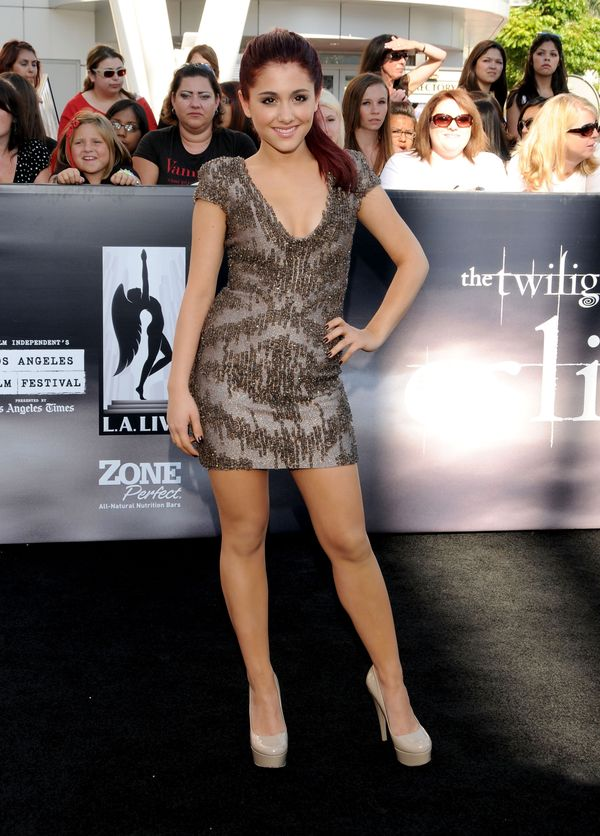 """At thepremiere of """"The Twilight Saga: Eclipse"""" during the 2010 Los Angeles Film Festival in California."""