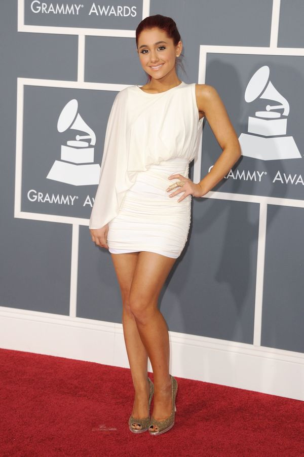 At The 53rd AnnualGrammy Awards at Staples Center in Los Angeles.
