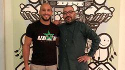 Boxe: De nouvelles photos des frères Azaitar avec le roi affolent la
