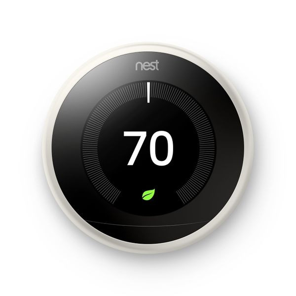 """Get it <a href=""""https://www.amazon.com/Nest-Learning-Thermostat-Generation-Amazon/dp/B01MXC366M?tag=thehuffingtop-20"""" target="""