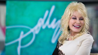 TODAY -- Pictured: Dolly Parton on Monday, October 16, 2017 -- (Photo by: Nathan Congleton/NBC/NBCU Photo Bank via Getty Images)