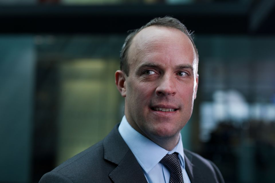 Dominic Raab is one to watch when it comes to the next generation of Tory leadership contenders