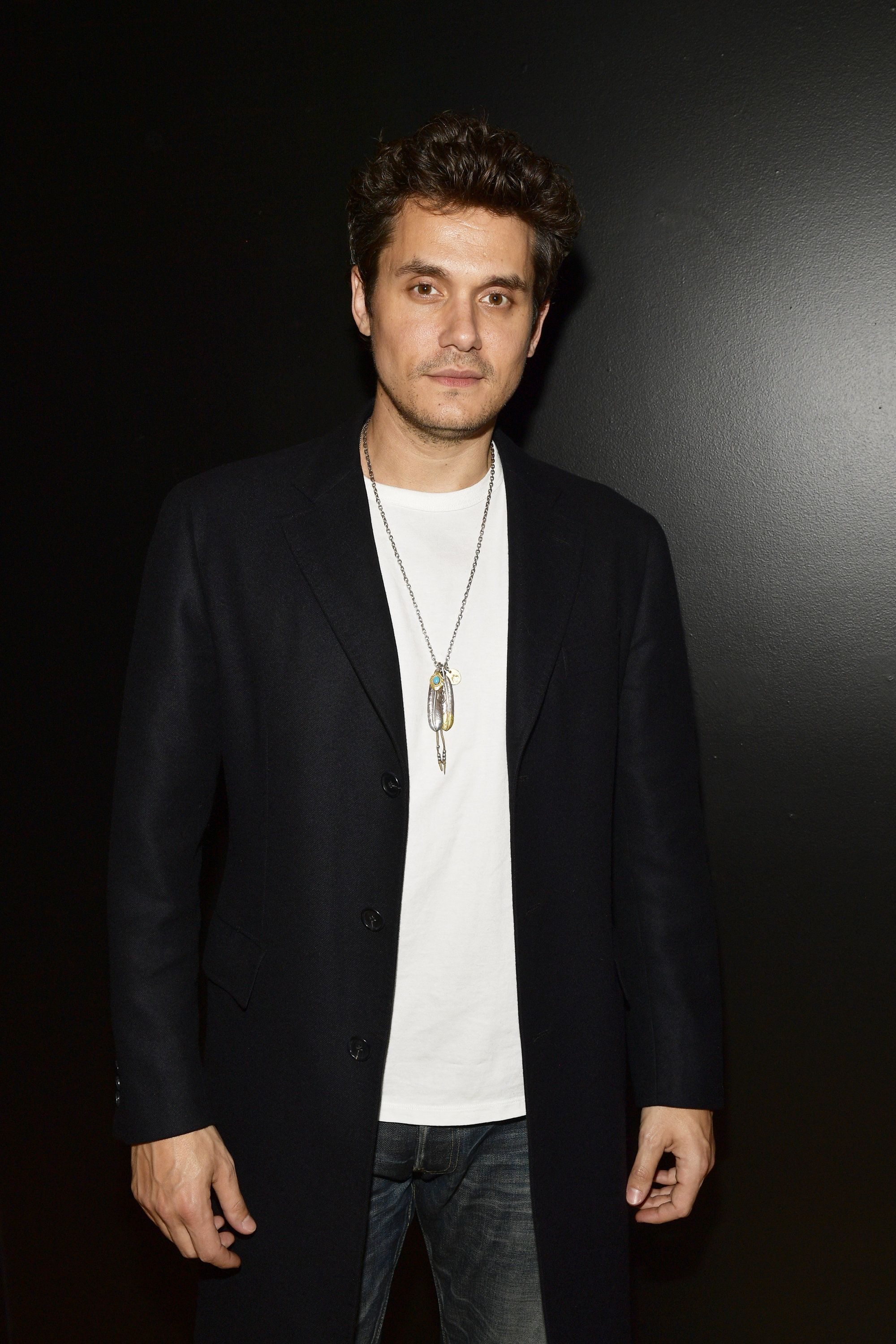 HOLLYWOOD, CA - APRIL 04:  John Mayer attends the 18th Annual International Beverly Hills Film Festival Opening Night Gala Premiere of 'Benjamin' at TCL Chinese 6 Theatres on April 4, 2018 in Hollywood, California.  (Photo by Matt Winkelmeyer/Getty Images)
