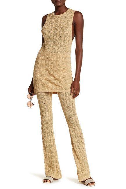 "Get the matching set <a href=""https://www.nordstromrack.com/shop/product/2166618/free-people-sleeveless-tank-metallic-knit-pa"