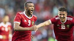 Match amical: le Maroc s'impose face à la Slovaquie par 2 buts à
