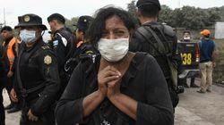 Bilan en hausse après l'éruption d'un volcan au Guatemala: 62
