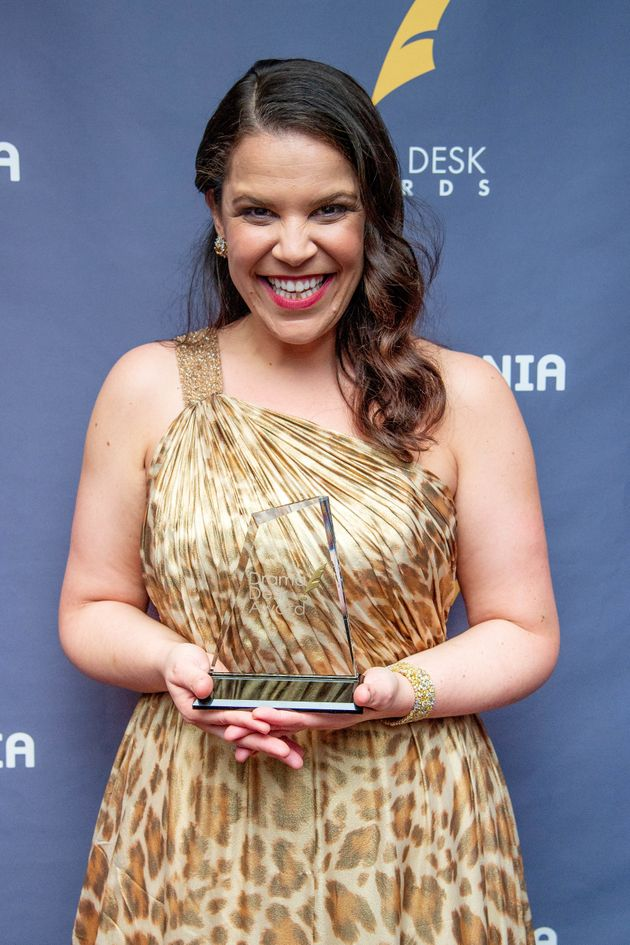 On June 2, Mendez nabbed the 2018 Drama Desk Award for Outstanding Featured Actress in a