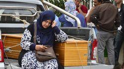 Στους 60 αυξήθηκε ο απολογισμός των νεκρών μεταναστών στο ναυάγιο ανοιχτά της