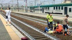 Selfie μετά από ατύχημα με τρένο σοκάρει την