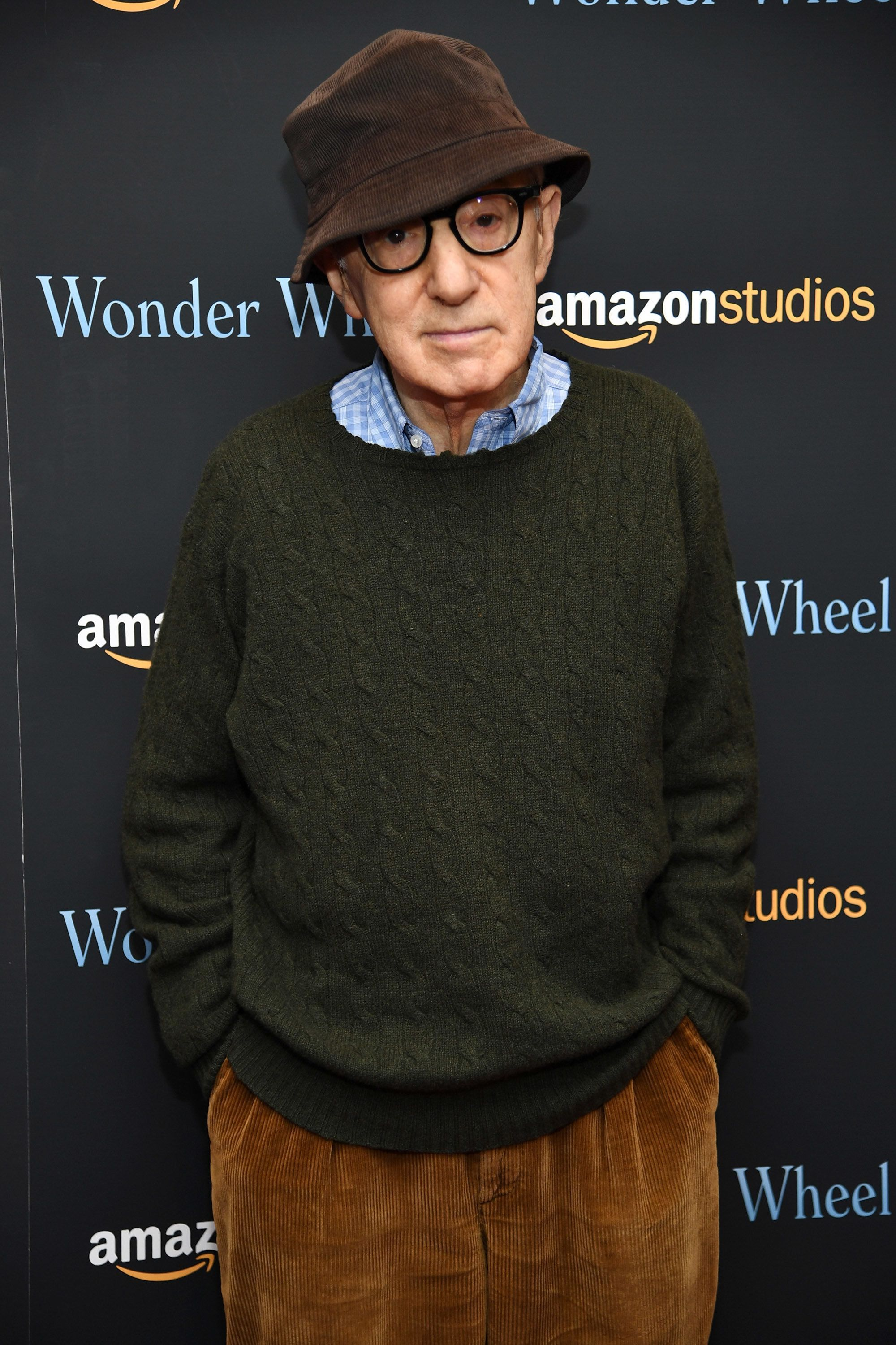 Woody Allen Suggests He Should Be 'Poster Boy' For #MeToo
