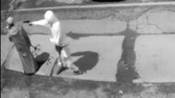 Attentäter will Mann auf offener Straße erschießen – doch der hat einen