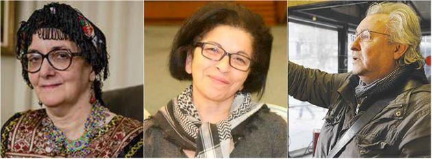 Nouara, Sonia et Belloufa décorés de la médaille du mérite