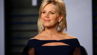 2018 Vanity Fair Oscar Party – Arrivals – Beverly Hills, California, U.S., 04/03/2018 –  Television commentator Gretchen Carlson. REUTERS/Danny Moloshok