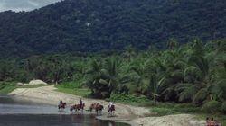Μοναχικό trekking στις ζούγκλες της