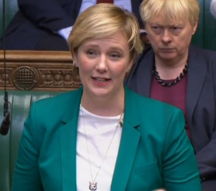 Stella Creasy References The Handmaid's Tale During Impassioned Plea To Liberalise Abortion In Northern