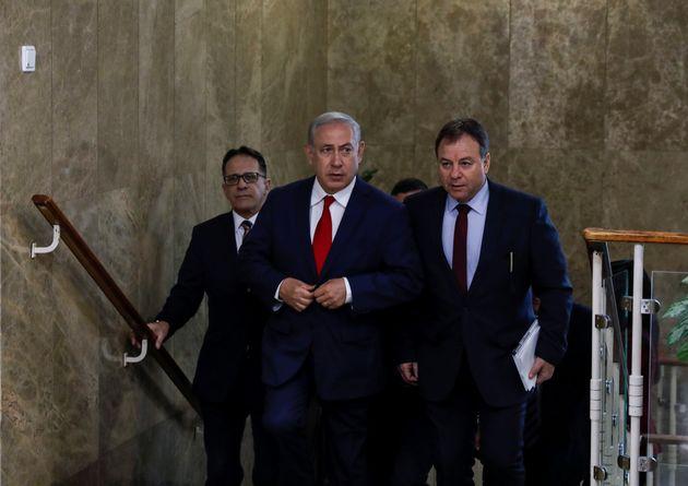 Ισραήλ: Απετράπη σχέδιο δολοφονίας του Μπενιαμίν