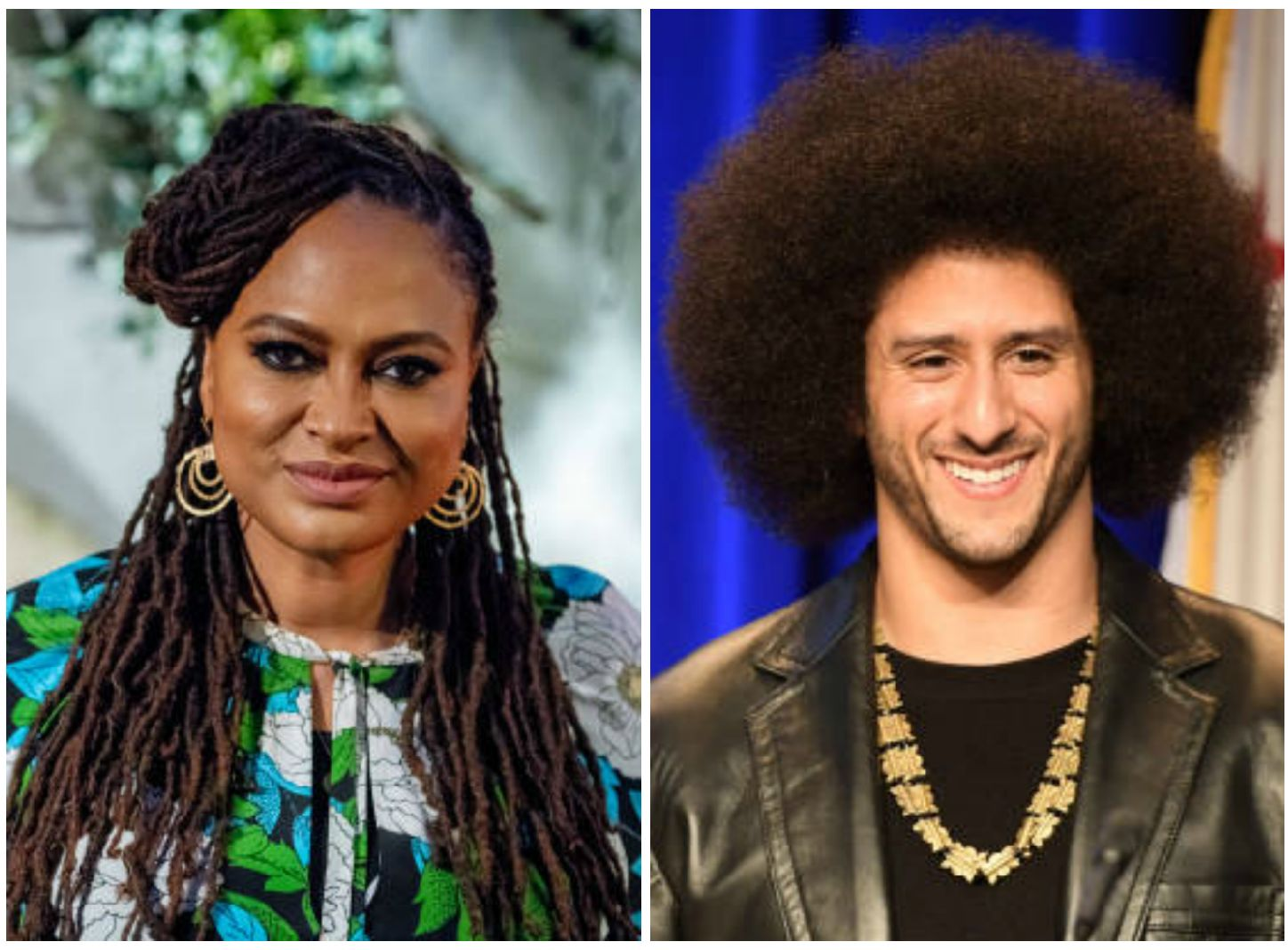 Ava DuVernay told Vanity Fair that she is planning a TV series based on Colin Kaepernick's high school days.