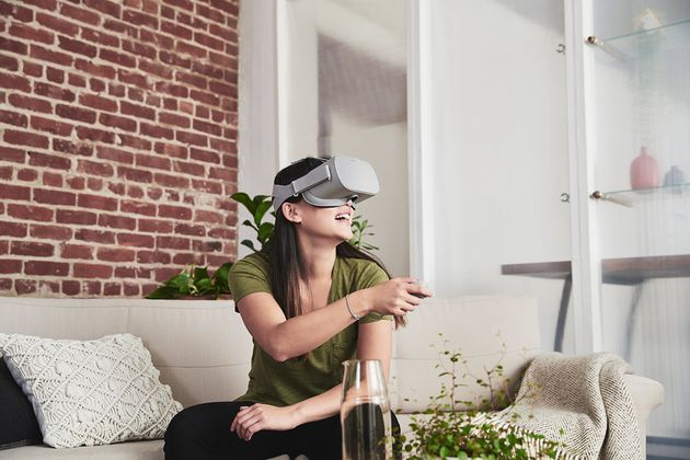 Oculus Go Review: Facebook's VR Headset Was Not The Revolution I Expected - HuffPost