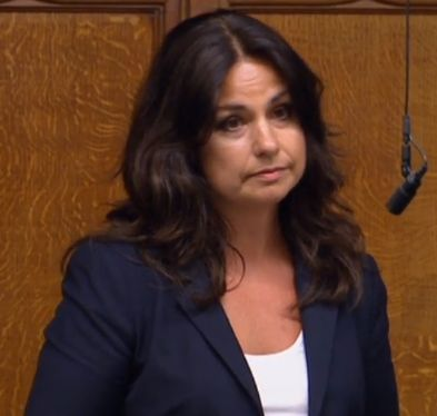 Tory MP Heidi Allen Breaks Down As She Speaks Of Her
