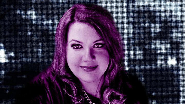 Sarai Walker, the author of&nbsp;<i>Dietland</i>.