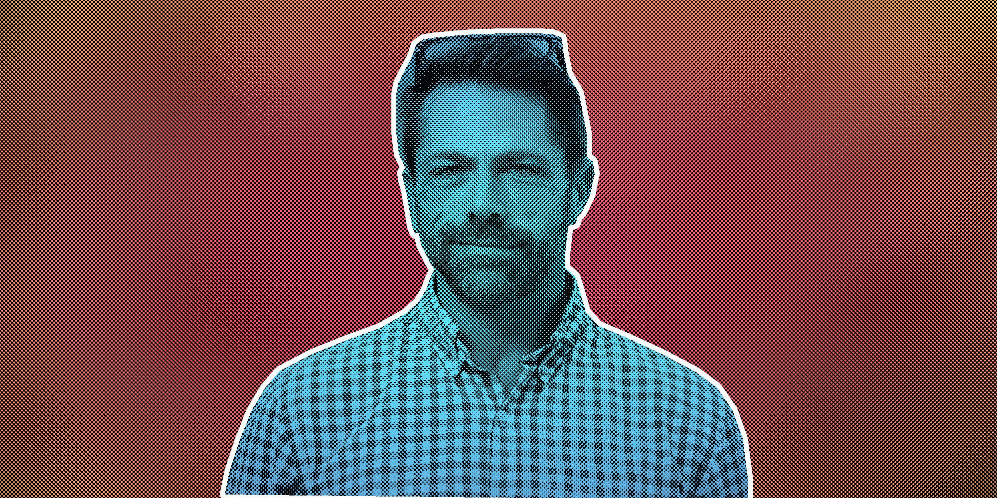 Long-term HIV survivor Sean McKenna today.