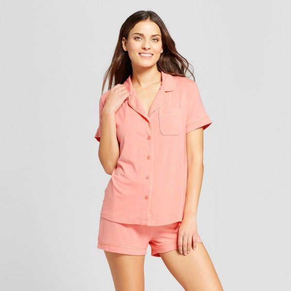 "$20, get it <a href=""https://www.target.com/p/women-s-pajama-set-total-comfort-black-l---gilligan---o-malley--153-/-/A-164077"