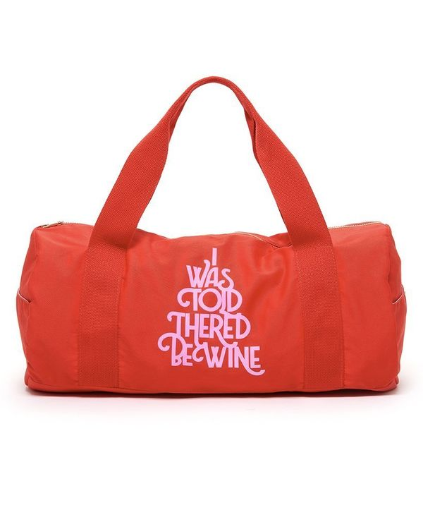 """$35, get it <a href=""""https://www.bando.com/collections/totes-duffle-bags/products/work-it-out-gym-bag-wine"""" target=""""_blank"""">h"""