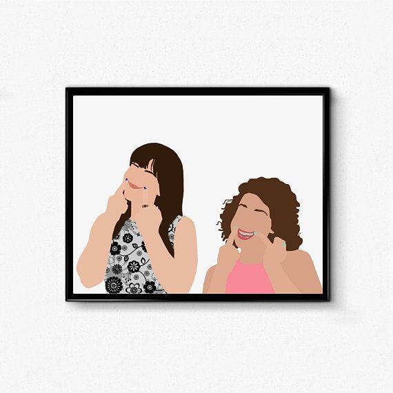 """$11+, get it <a href=""""https://www.etsy.com/listing/593717546/broad-city-minimalist-tv-poster-middle?ga_order=most_relevant&am"""