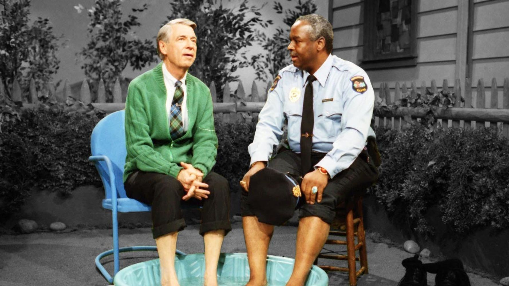 The Gay 'Ghetto Boy' Who Bonded With Mister Rogers And Changed The Neighborhood