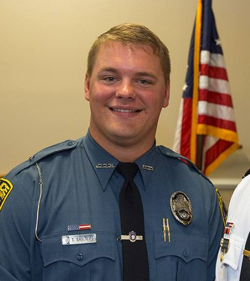 Taylor Saulters, formerly of the Athens-Clarke County Police Department, is now employed by the Oglethorpe County Sheriff's O