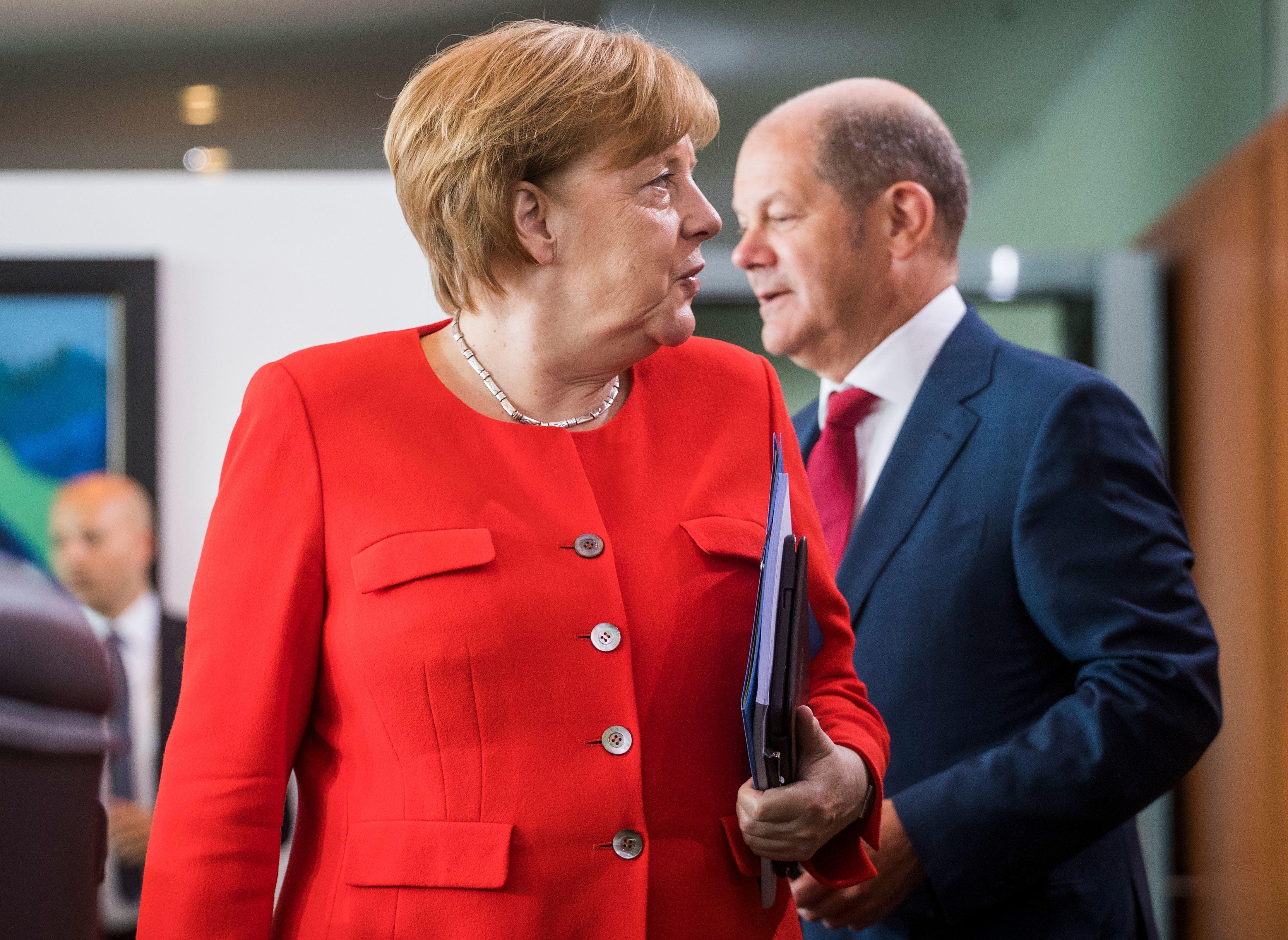 GroKo will Zuschüsse für Parteien um 25 Millionen Euro