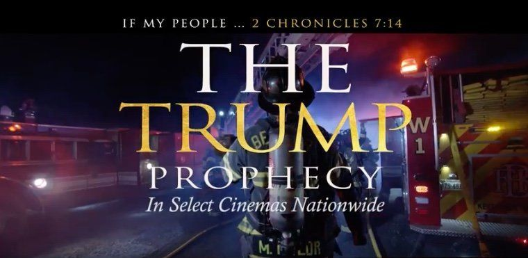 An Evangelical University Is Helping Create A Movie About How Trump Was Chosen By
