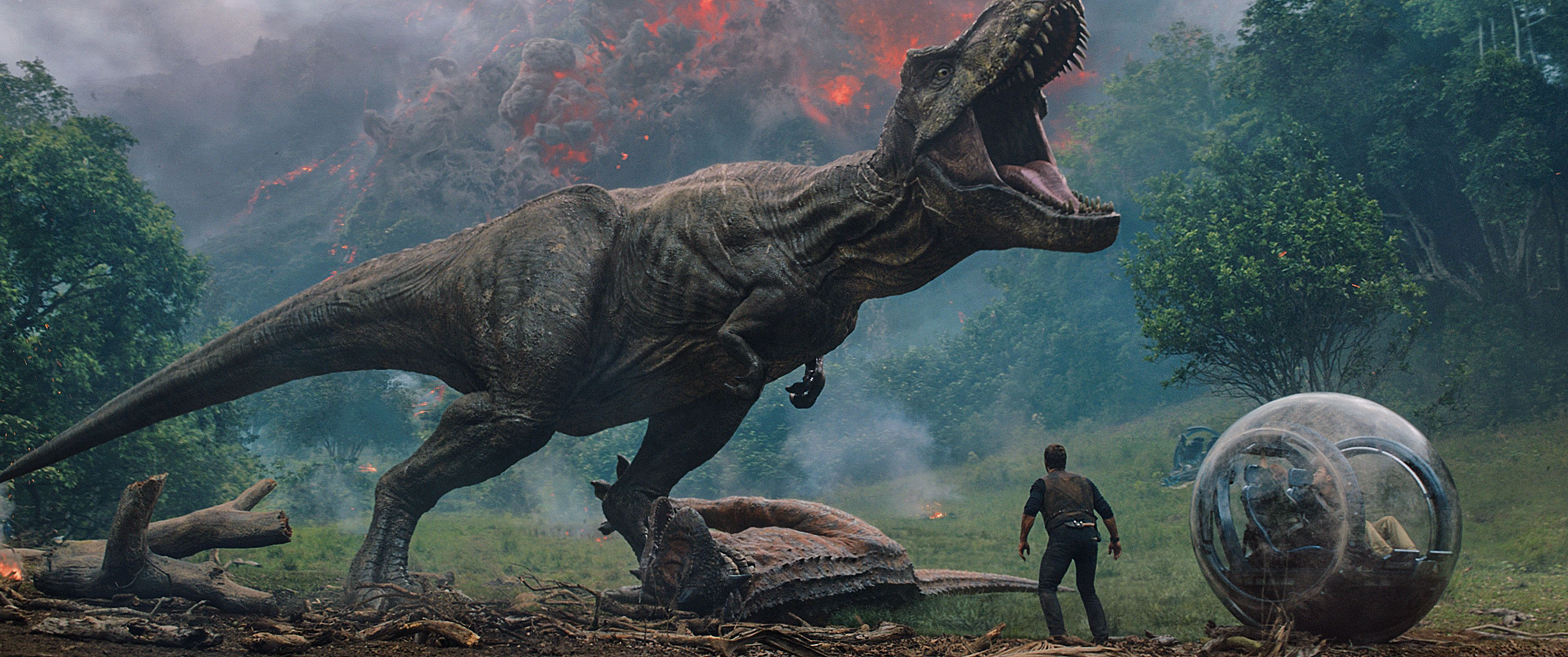 'Jurassic World 2' Is Mindless, Fun And ... Surprisingly