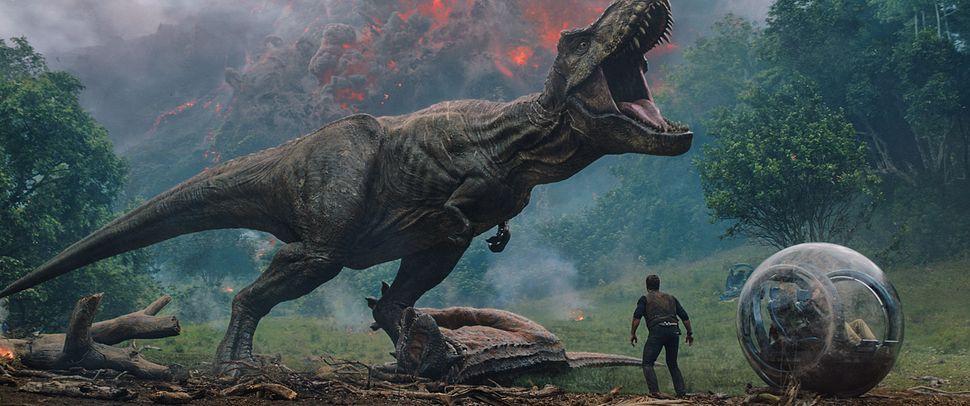 T-rex, baby!