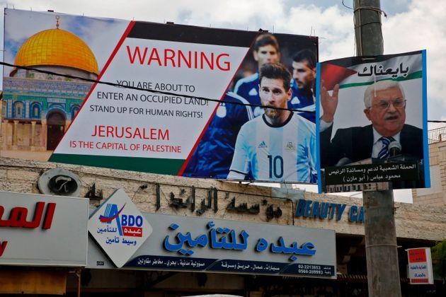 Préparations au Mondial-2018 : le match Israël-Argentine à Jérusalem