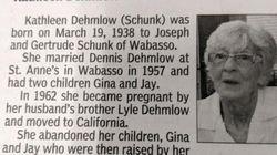 어머니가 사망하자 이 자녀들은 '잔인한' 추모광고를