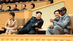 김정은 '평생 친구' 데니스 로드먼도 싱가포르 간다는 보도가