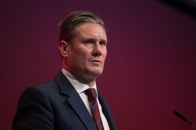 Keir Starmer Claims Labour Divisions Mean Attempt To Keep UK In Single Market Will