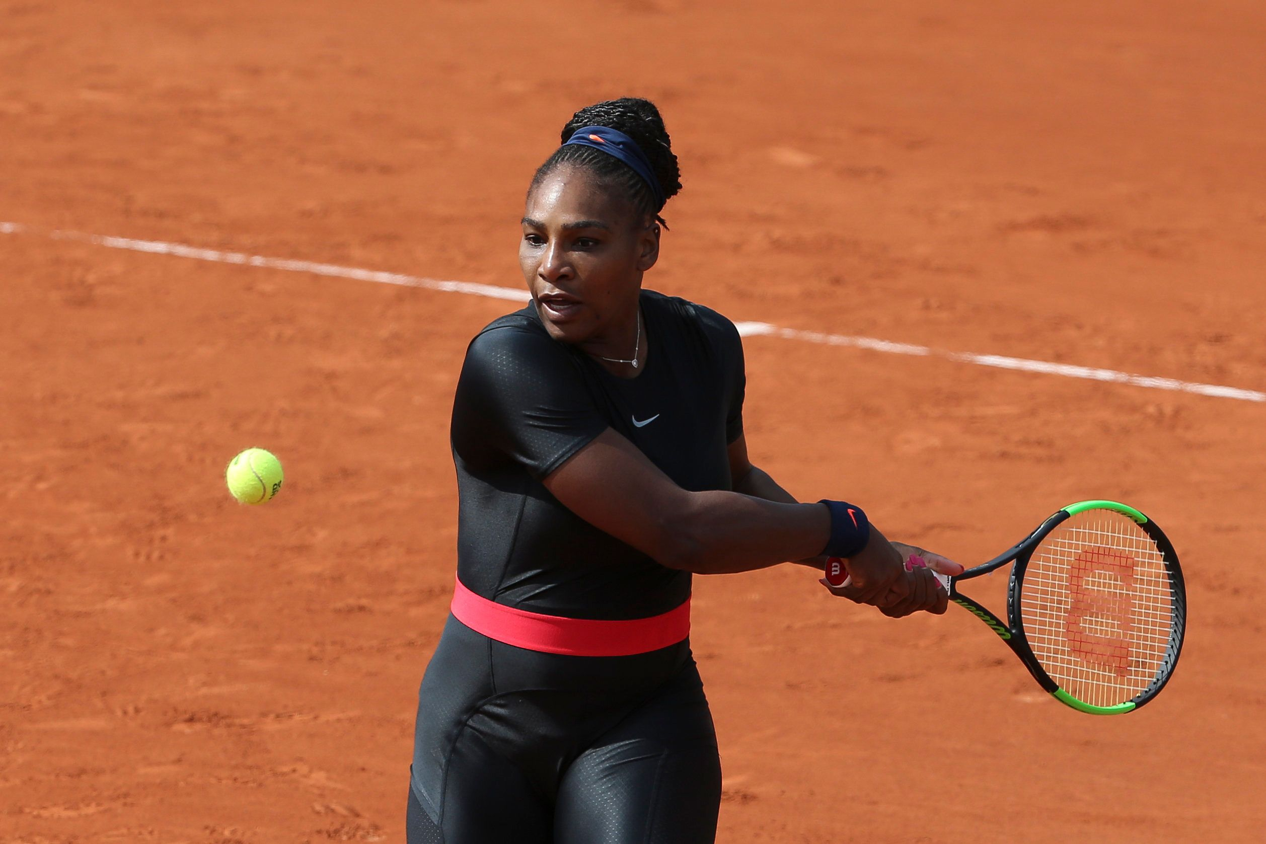 Serena Williams didn't appear in this year's