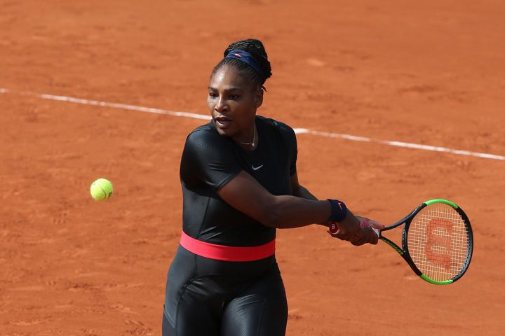 Serena Williams didn't appear in this year's list.