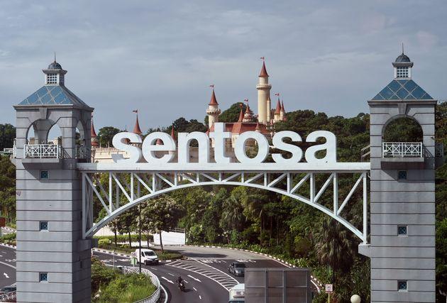 To νησί Sentosa με την σκοτεινή ιστορία και τα ειδυλλιακά τοπία, όπου θα συναντηθούν Τραμπ και Κιμ Γιονγκ...