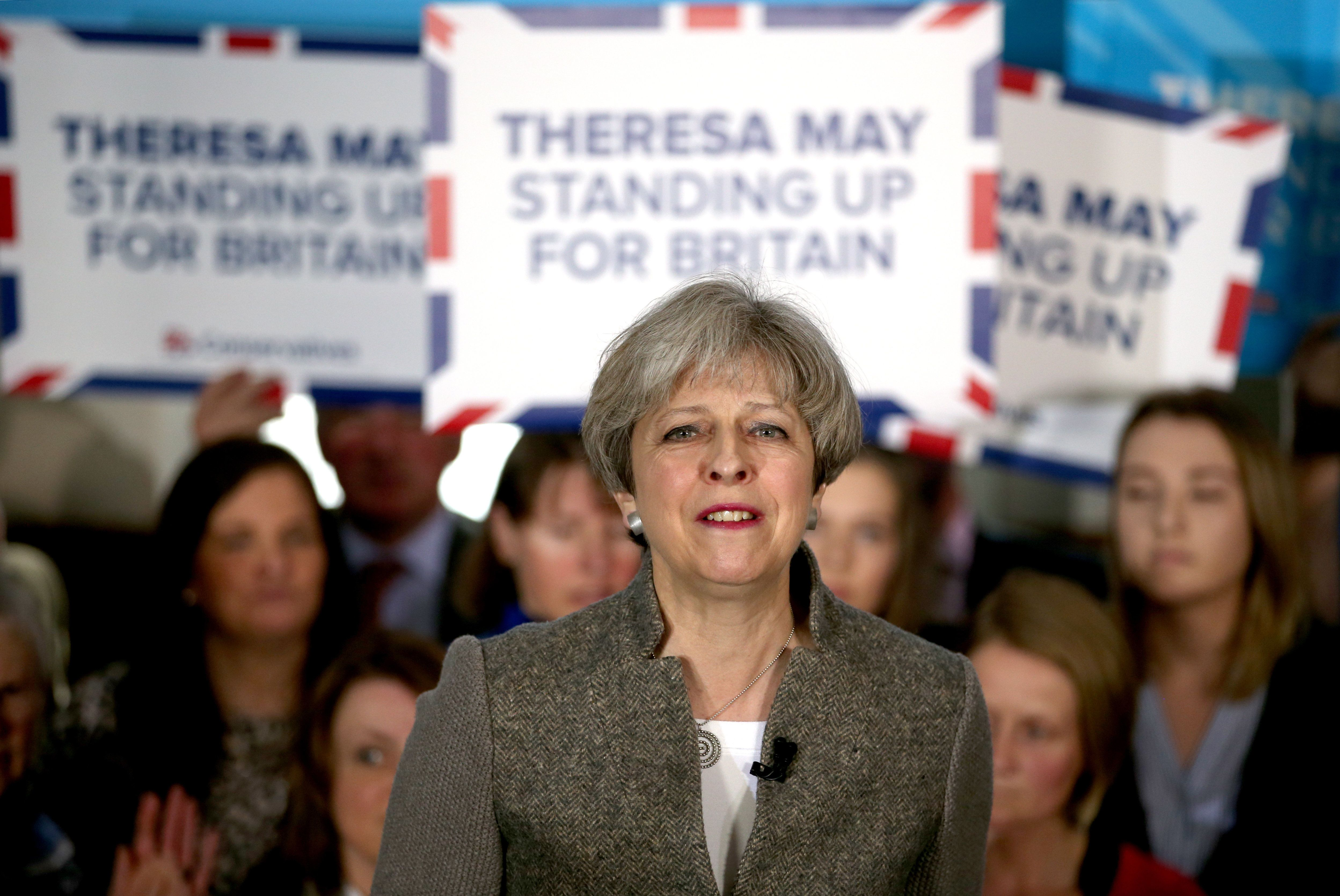 Tory Women Targeted For More Sexist Tweets Than Labour
