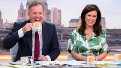 Piers Morgan Is About To Take Over Evening TV As Well As