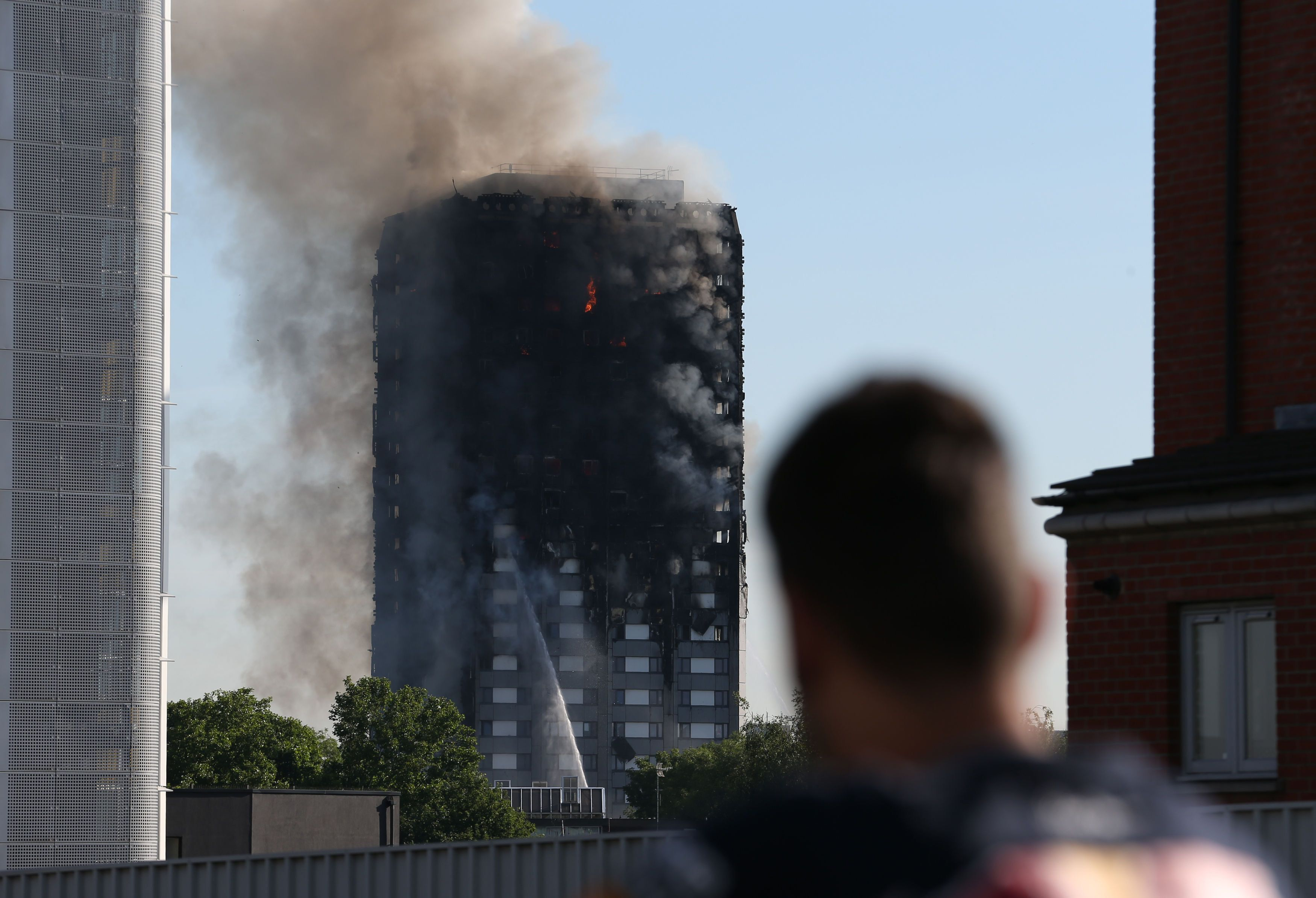 Man Who Lived In Grenfell Flat Where Fire Began Feared For His Life And Was Offered Police