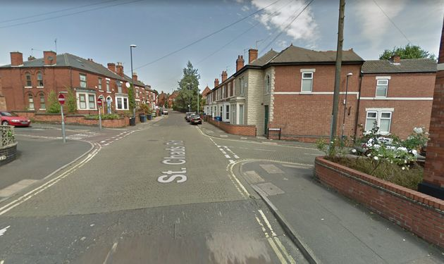 The robbery took place in Normanton, near