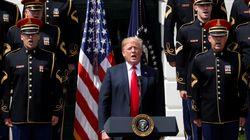 Donald Trump aura du mal à donner des leçons de patriotisme après cette